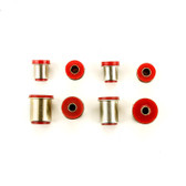1973 Chevrolet Camaro Red Polyurethane Control Arm Bushing Set