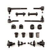 1984 1985 1986 1987 Chevrolet 4WD S10 Pickup and S10 Blazer New Front End Suspension Rebuild Kit