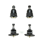 1968-1974 Chevrolet Chevy II Nova New Upper and Lower Ball Joint Set