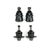 1975-1979 Chevrolet Chevy II Nova New Upper and Lower Ball Joint Set
