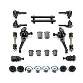 1963-1969 Dodge Dart Demon New Front End Suspension Rebuild Kit with Disc Brakes
