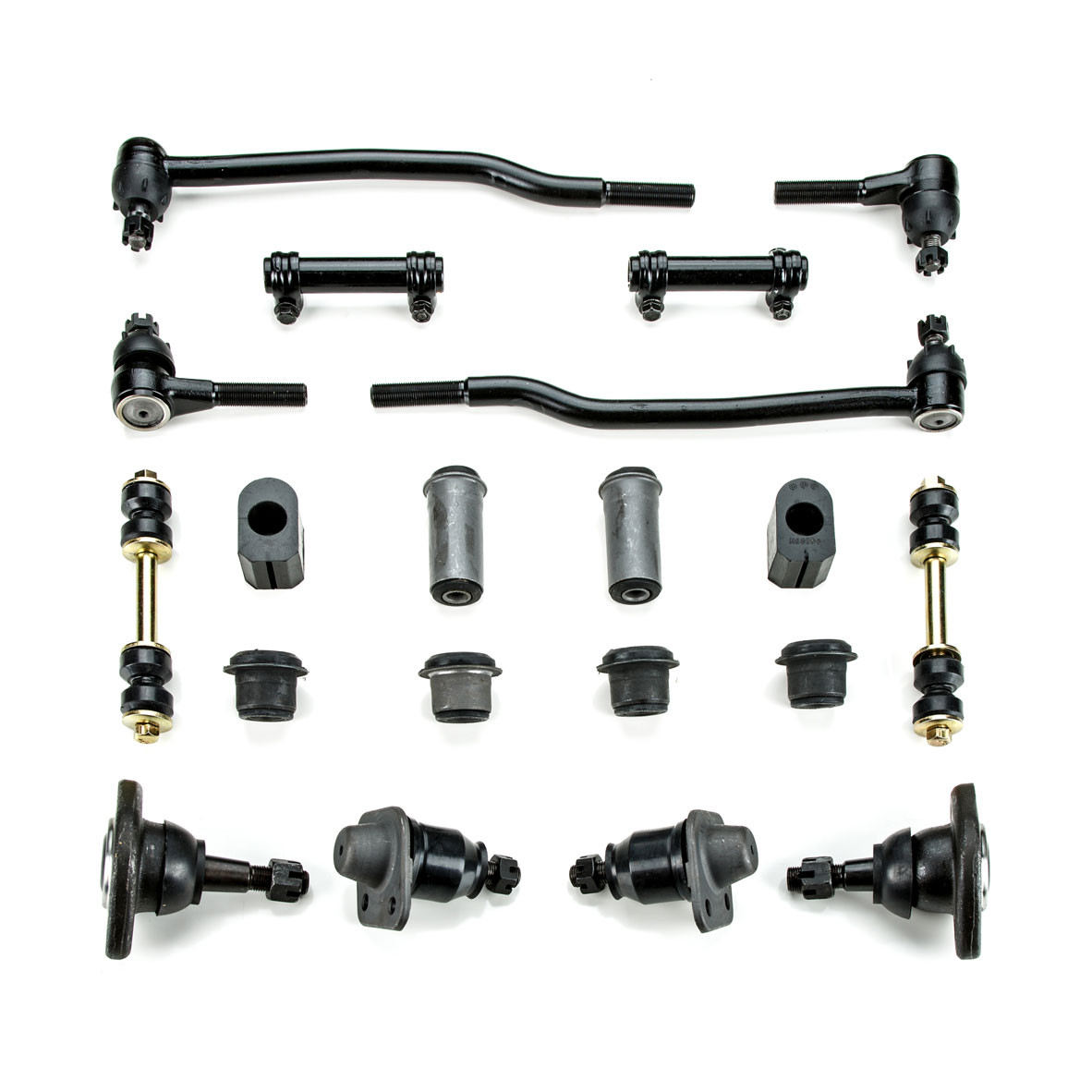 gmc front suspension parts
