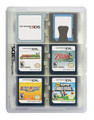 3DS Game Card Case 24 (Clear)