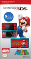 3DS Decorative Skin and Filter - Super Mario Version