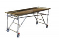 FOLDING EMBALMING TABLE -FREE SHIPPING!!!