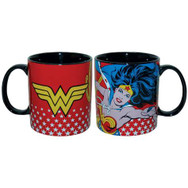Wonder Woman Coffee Cup