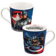 Marvel Captain America Winter Soldier 12 oz Coffee Mug