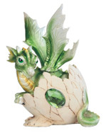 Hatchling Birthstone Dragon August
