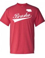 Braska (Script Jersey)