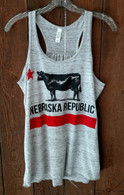 Nebraska Republic Women's Tank
