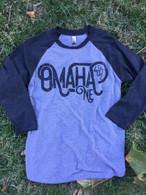 Omaha Curls Raglan