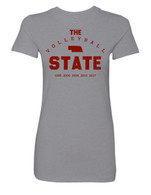 Volleyball State (women's) (Gray)