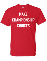 Choices (red/white)