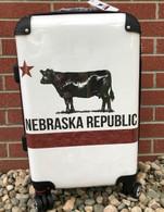 "Nebraska Republic 20"" Carry-on Luggage"