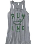 Run LNK womens tank