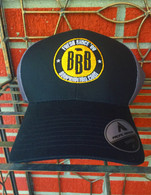 Triple B Gold/gray hat