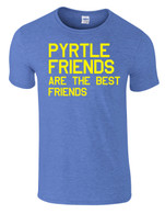 Pyrtle Friends adult tee