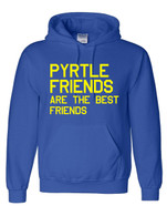 Pyrtle Friends youth hoodie