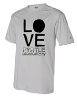 Pyrtle Love youth dri-fit