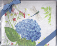 Dish Towels- Hydrangeas Set2