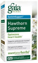 Hawthorn Superme- 60 caps