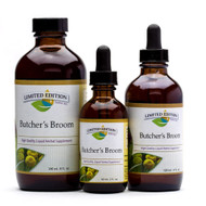 Butcher's Broom- 2 oz. Tincture