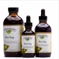Blue Flag- 2 oz. tincture