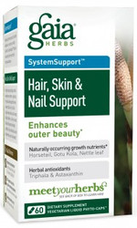 Hair, Skin & Nail Support - 60 caps