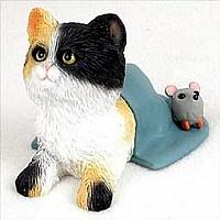My Kitty Cozy in a Blanket Figurine