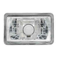"Headlight 4""X6"" Halogen"