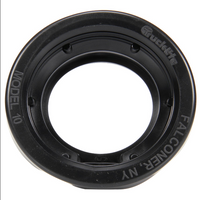 "2.5"" Grommet Black Open Back"