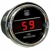 Oil PSI 0-150 Gauge