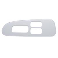 2006+ Peterbilt Window Switch Trim (3 Holes) - Driver
