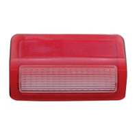 2006+ Peterbilt Passenger Door Light Lens - Red