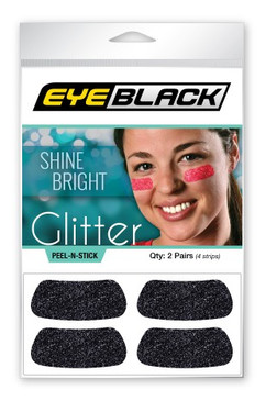 Black Glitter EyeBlack