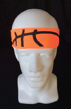 Basketball Seam Headband