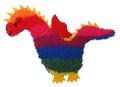 Organic Cotton Rainbow Dragon