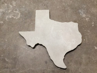4' State of Texas Stucco Art