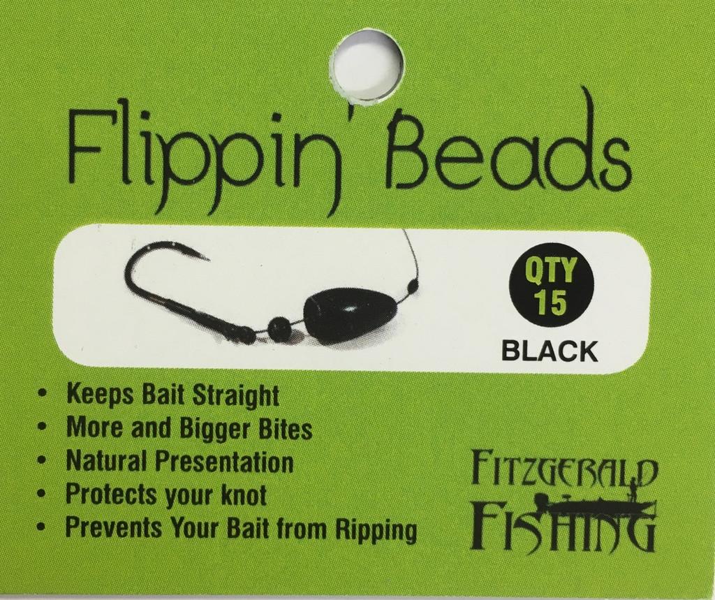 Fitzgerald Fishing Flippin' Beads 15 pack