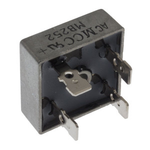 POWERMATE DIODE BRIDGE 25A 200V 0048677
