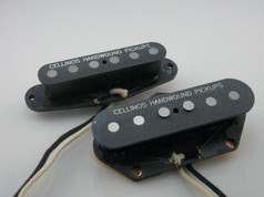 Cellino's Hand Wound Pickups Hot .44 Mag Specials Telecaster© Style Set.