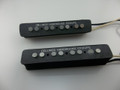 Cellino's Hand Wound Pickups Jazz Bass© Style Pickup Set.