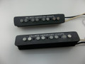 Cellino's Hand Wound Pickups Hot Jazz Bass© Style Pickup Set.