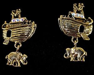 Pair of Noah's Earrings