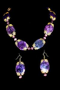 Entire necklace set