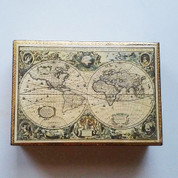 Vintage Florentia Artisan Box – The World