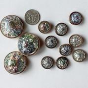 Stardust Vintage Button Set - New!