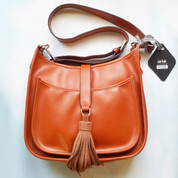 Co-Lab Leather Handbag by Christopher Kon