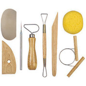 Amoco Pottery Tool Kit - Free Shipping!