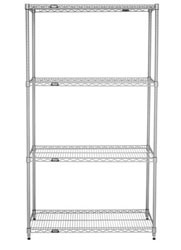 Stationary Shelving System